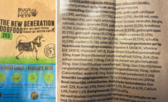 ingrediënten diervoeding betekenis