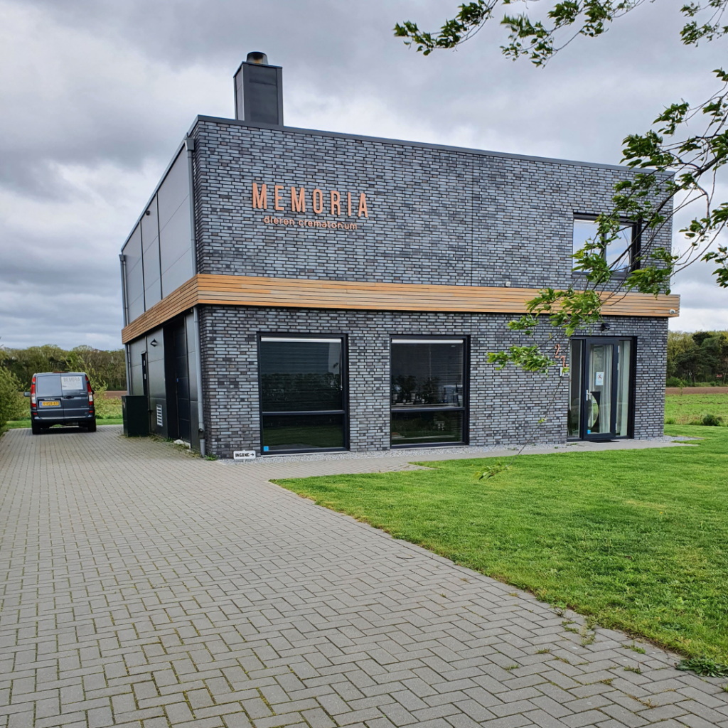 Dierencrematorium Memoria Tilburg